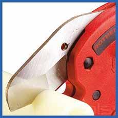 Vervanging van het mes voor ROCUT 0-42mm ROTHENBERGER 5.2042