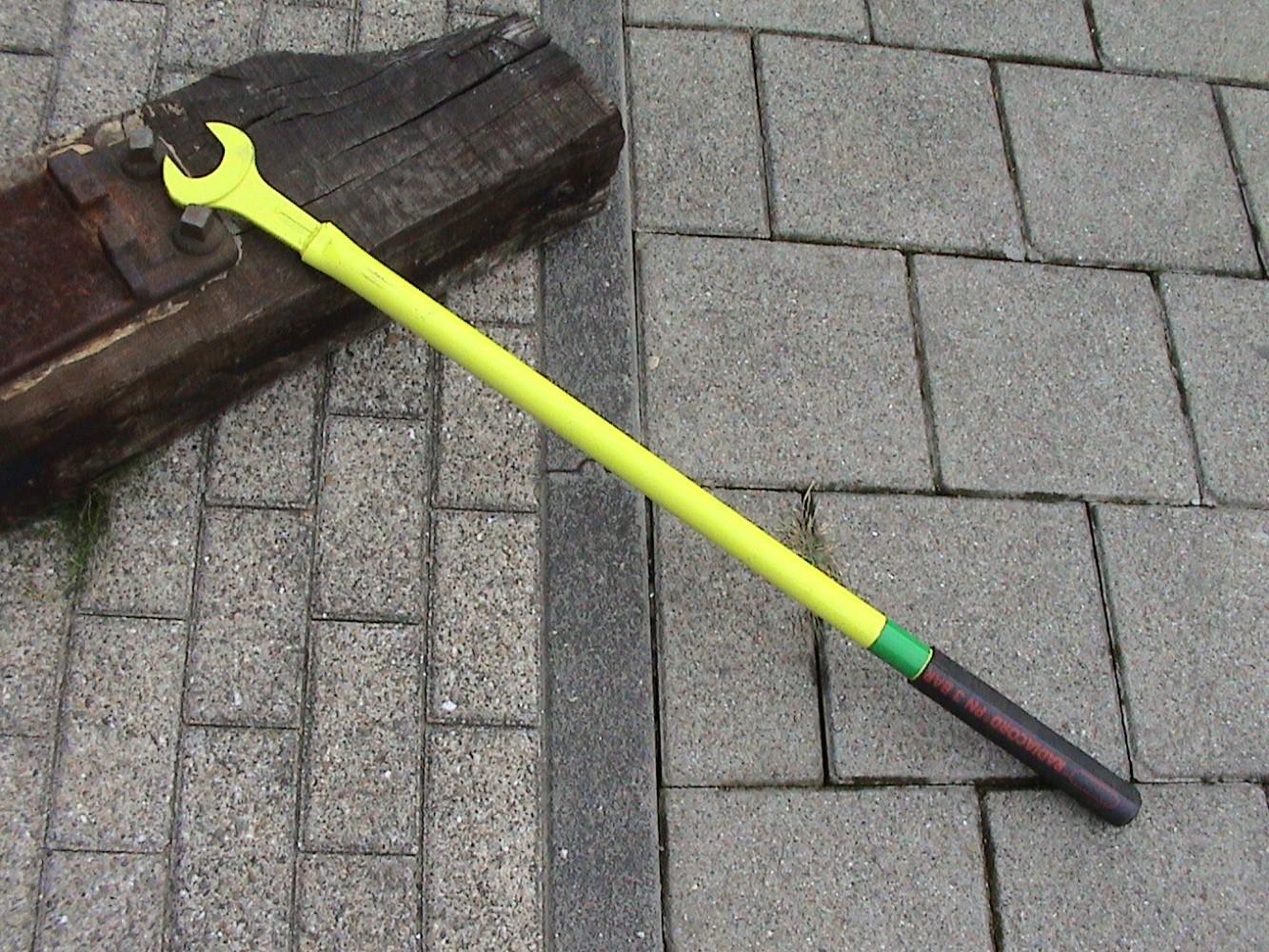 Lasboutsleutel 41mm lgt 90cm