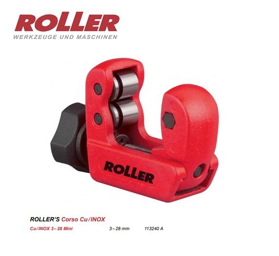 ROLLER Corso Cu Mini-pijpsnijder 3-28mm