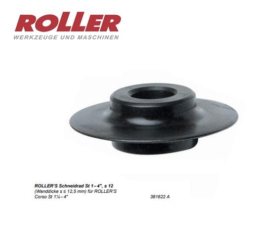 Snijwiel voor Pijpsnijder Corso St 30-115mm 1-4