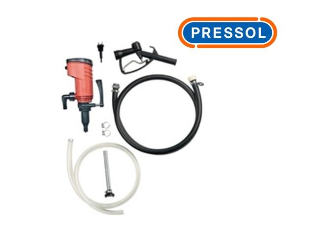 PREMAxx vat- en tankpomp 230 V – max. 52 l/min