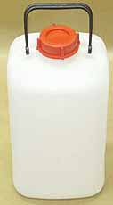 Jerrycan / Olie / Water container 5 LTR