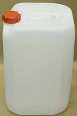 Jerrycan / Olie / Water container 25 LTR