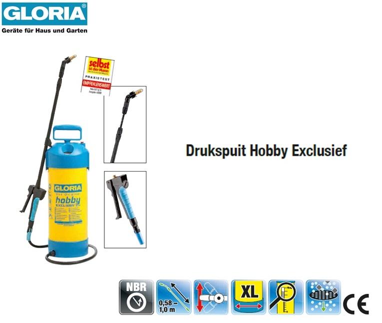 Drukspuit Gloria Hobby Exclusief 262 - 5 liter