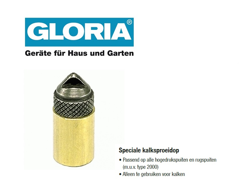 Gloria speciale kalksproeier