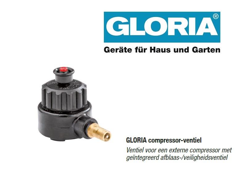 GLORIA compressor-ventiel
