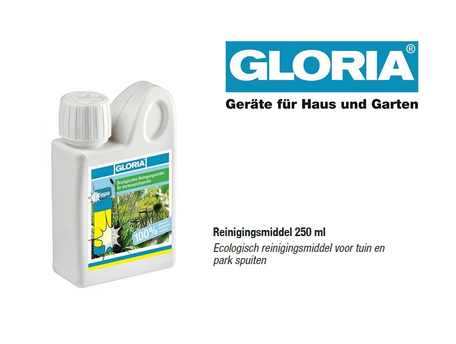 Gloria Drukspuit Reiniger 250 ml