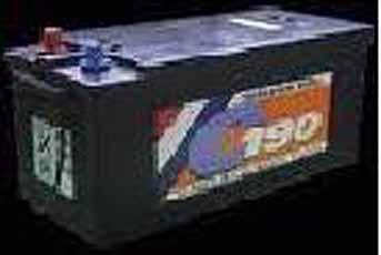 C-190 12 volt super heavy duty startaccu`s 513 x 270 x 242