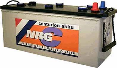 6 volt semi-tractie DIN NR 90801 230 x 177 x 235