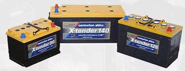 12 volt x-tender 242 x 175 x 190