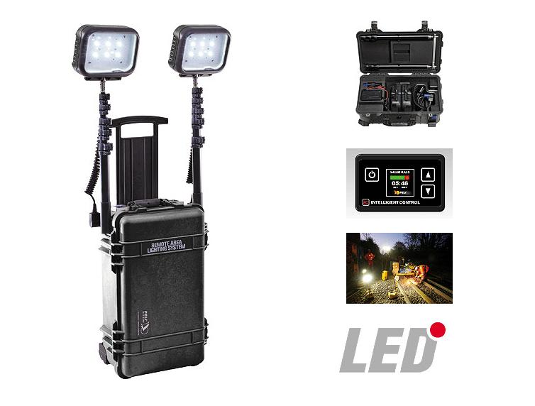 Peli 9460 2 x 6 LED Remote Area Lighting System (RALS)