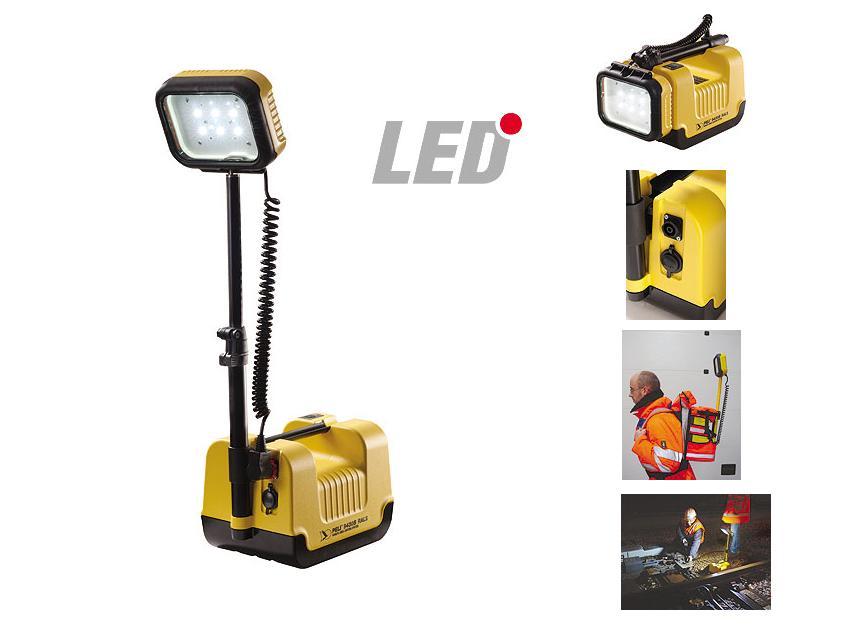 Peli 9430B 6 LED Remote Area Lighting System (RALS)