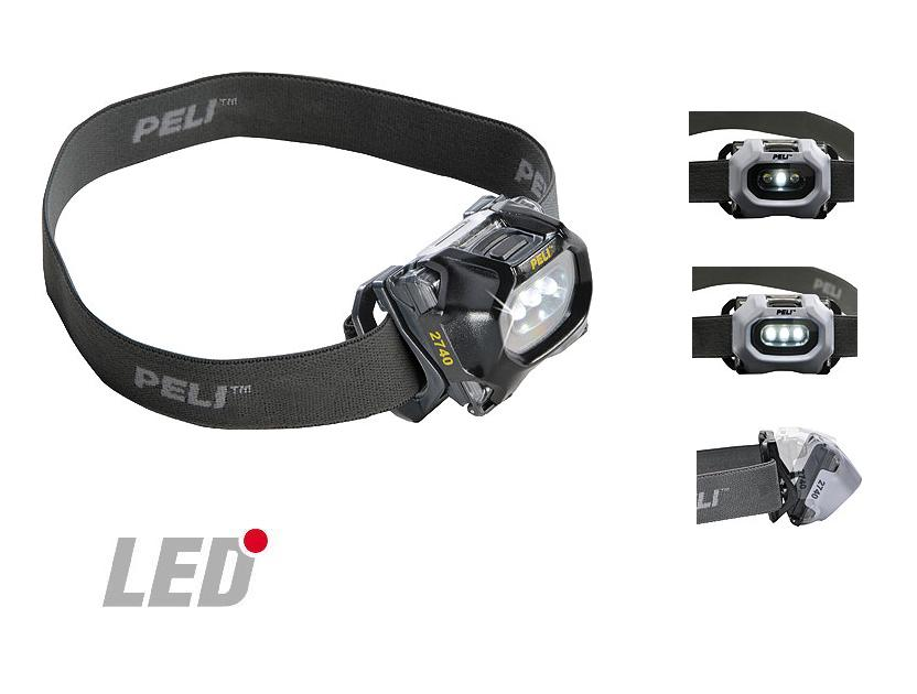 Peli 2740 LED Hoofdlamp