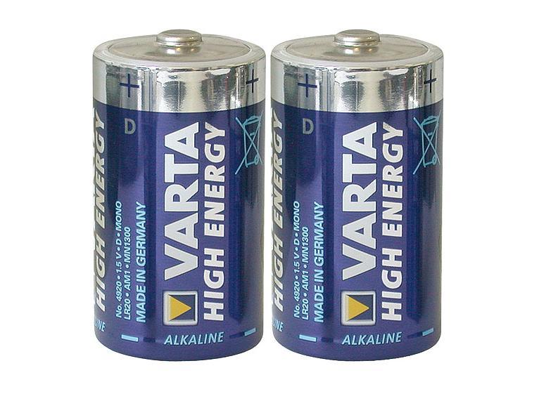 VARTA D Batterij 1,5 V VARTA 4920