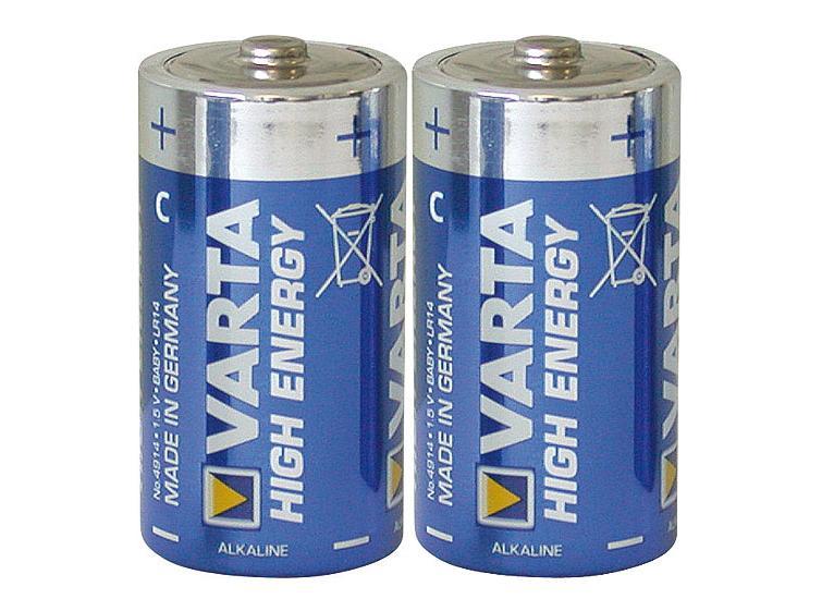 VARTA C Batterij 1,5 V VARTA 4914