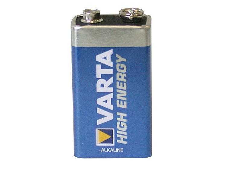 VARTA 9 V Batterij VARTA 4922