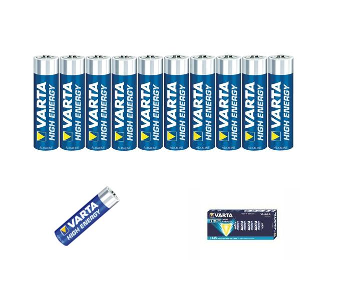 VARTA AAA Batterij 1,5 V VARTA 4903
