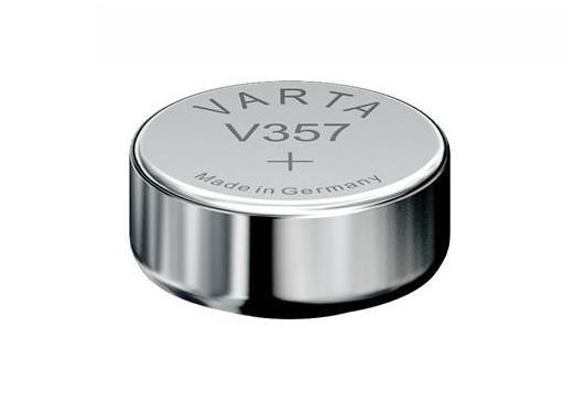 Varta V357 Knoopcel Silver Oxide 1,55 V SR 44 Varta 00357101111