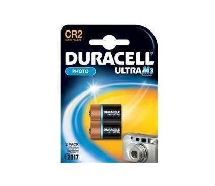 Duracell CR2 LITHIUM Foto Batterij 3V Blister a 2 stuks