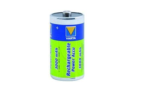 VARTA C oplaadbare Batterij 1,5 V Baby 3,0 Ah R14 VARTA 56714
