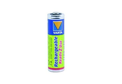 VARTA AA oplaadbare Batterij 1,2 V Mignon 2,1 Ah R6 VARTA 56706