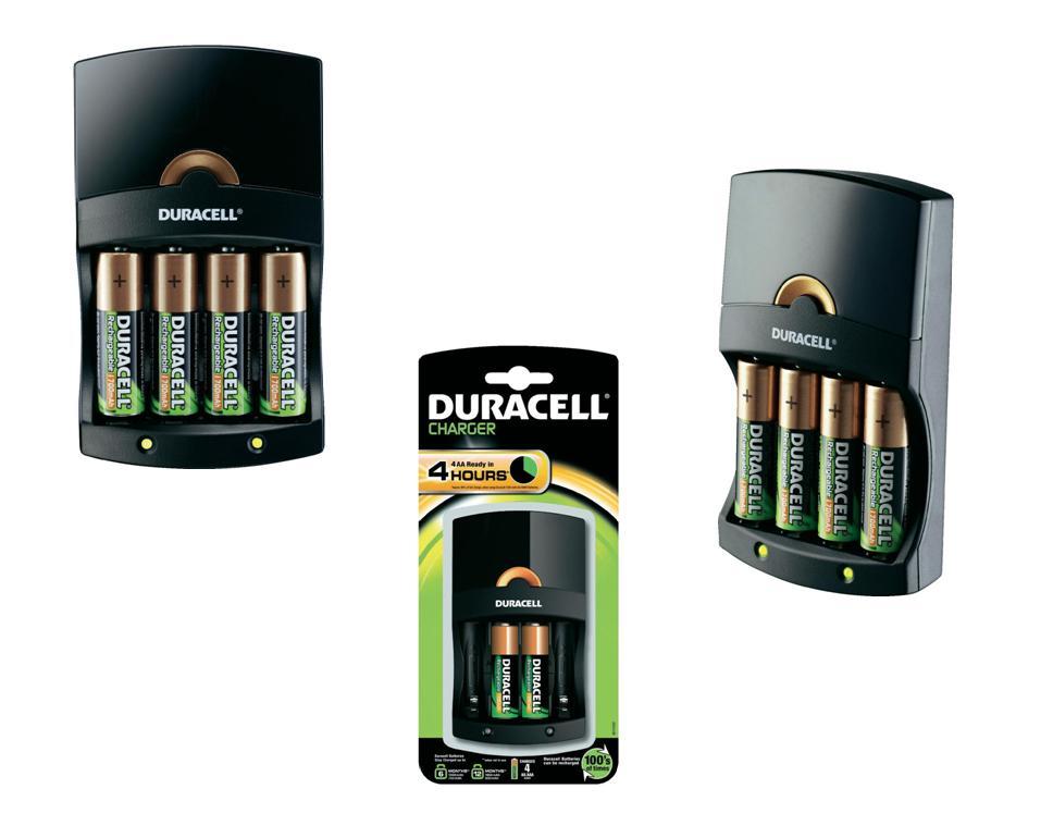 Duracell Batterijlader CEF14 DUR037199
