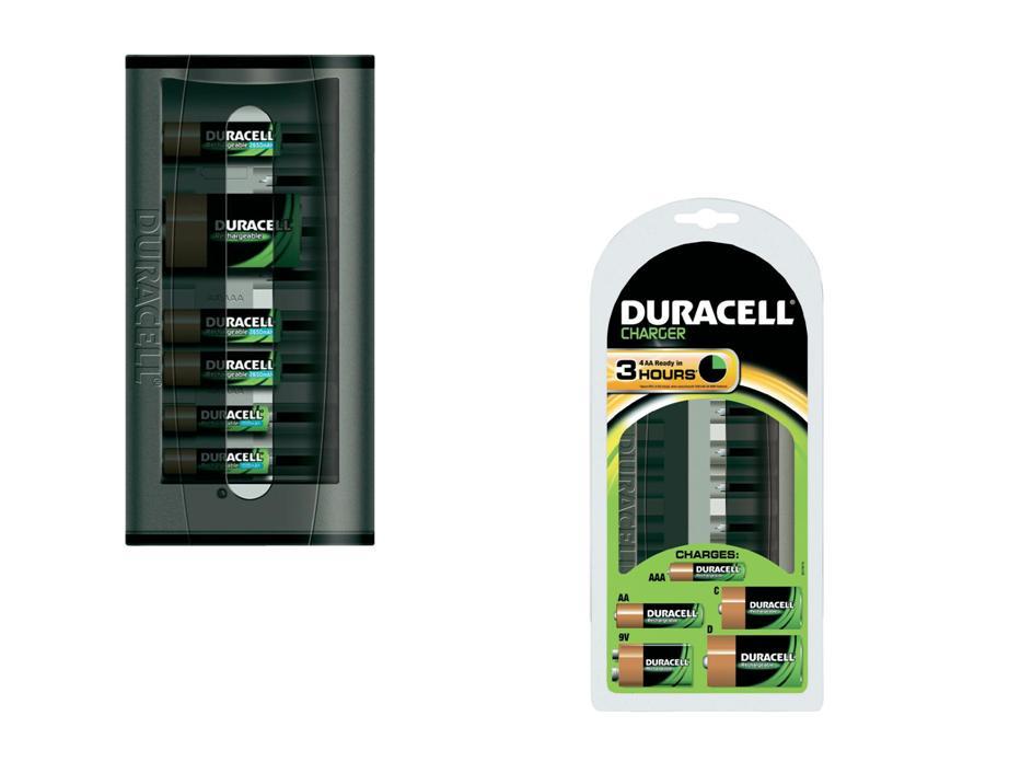 Duracell multilader CEF22 DUR088313