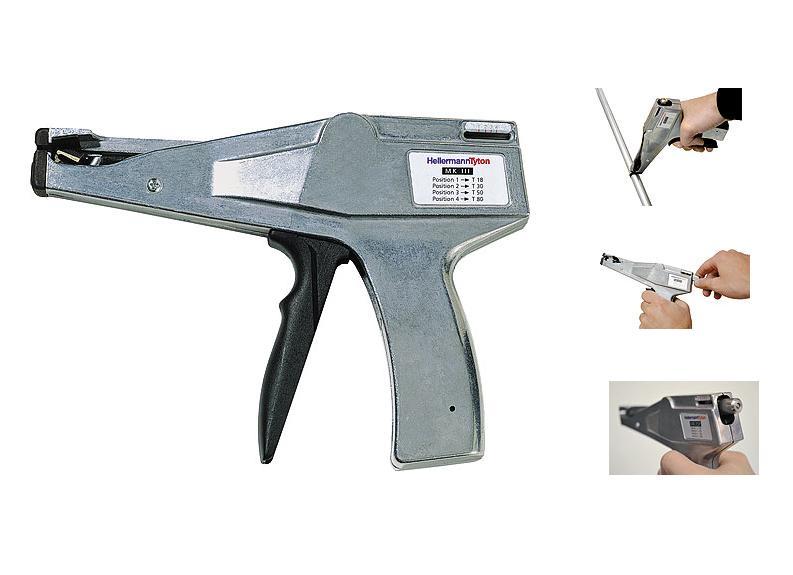 kabelbindertang MK3 SP HellermannTyton 110-03500