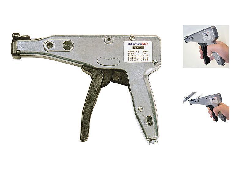 kabelbindertang MK6 HellermannTyton 110-06000