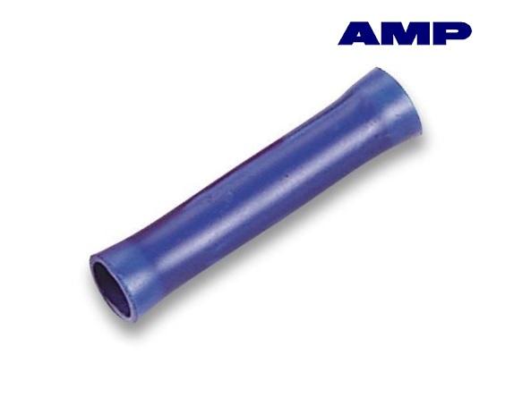 Aderdoorverbinder blauw AMP 34071