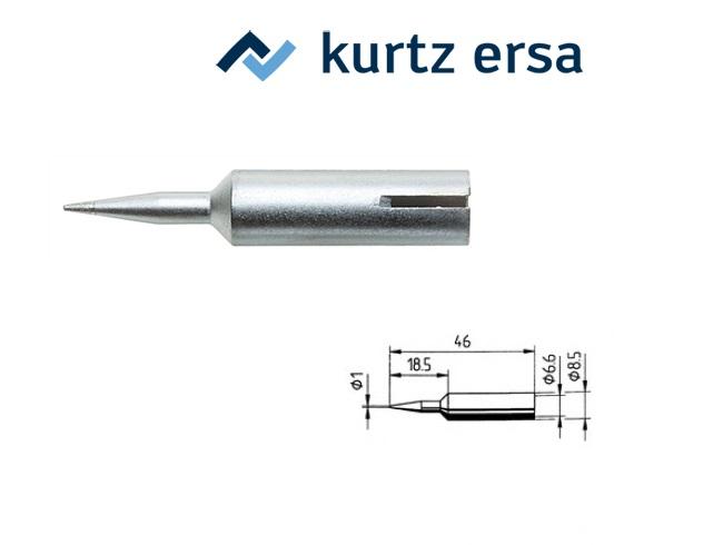 Soldeertip potloodtip 1mm ERSA 0832BD/SB