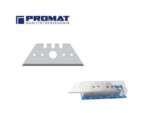 Reservemes recht 60 x 0,65 verpakt per 100 stuks   DKMTools - DKM Tools