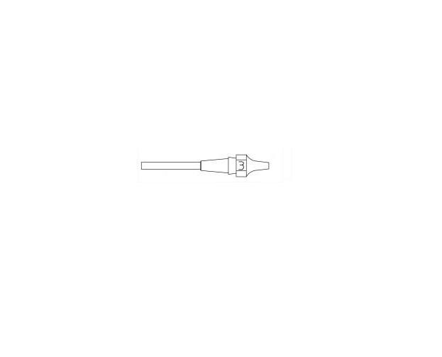 Weller nozzle XDS 3 WELLER 51325299