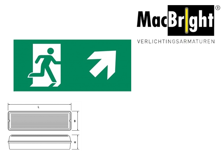TEC pictogram-F man trap op rechts