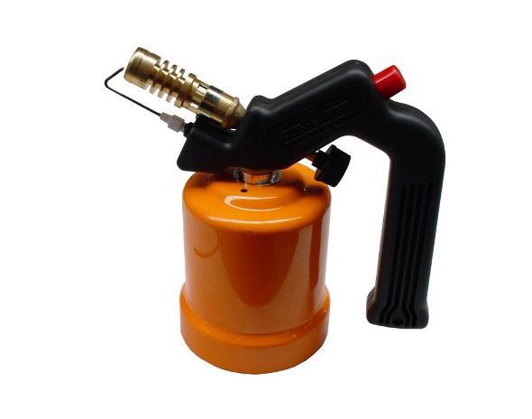 Gasbrander met Piezo