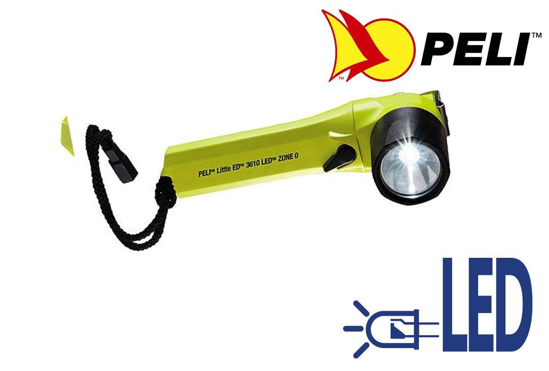 Peli 3610 Z0 (4 AA) LittleEd Peli 3610-040-241