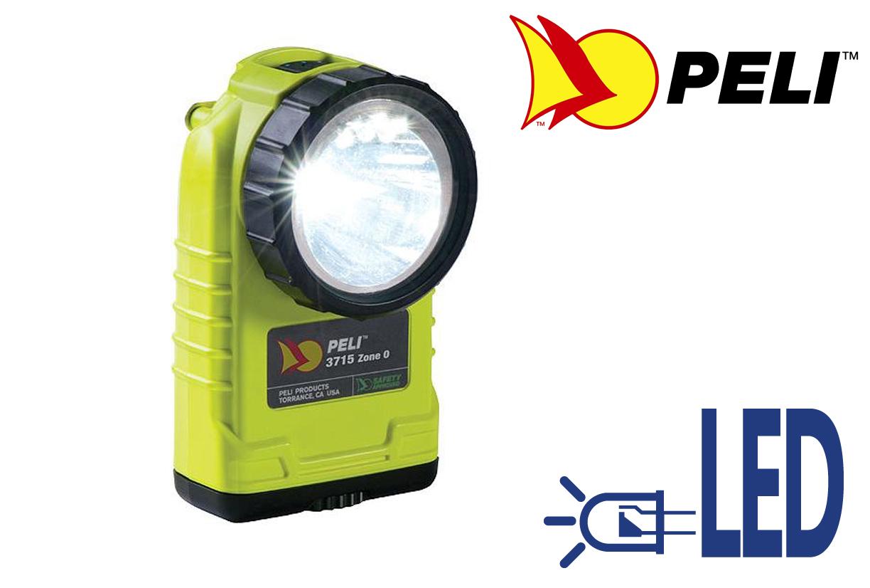 Peli 3715 LED Z0 Flashlight Peli 3715-000-245