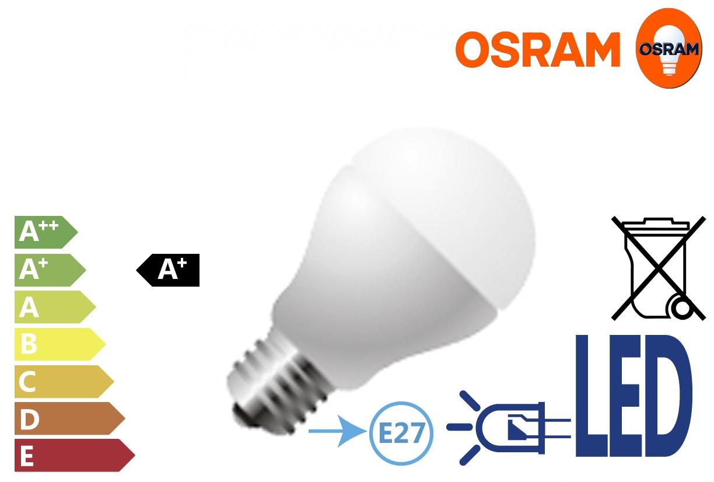 Osram LED STAR Classic A 10W E27