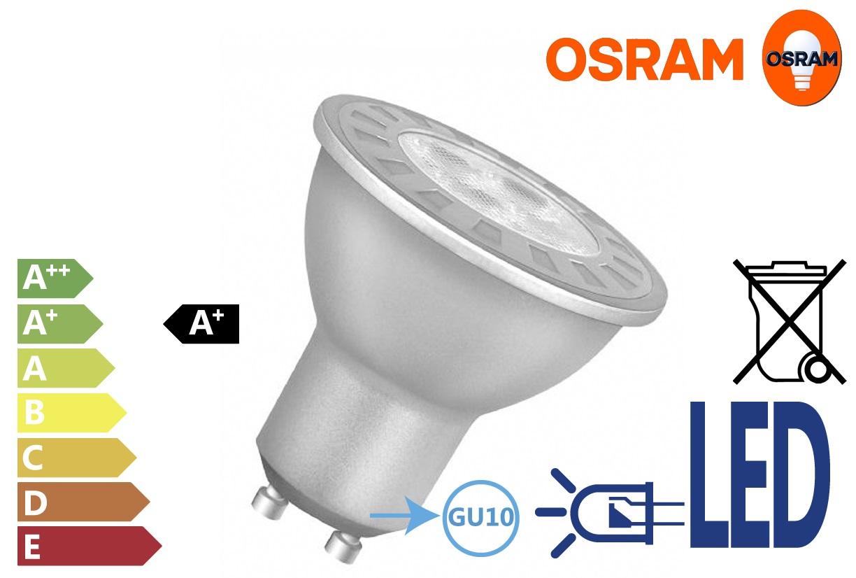 Osram LED STAR Classic PAR 1635 3,9W GU10