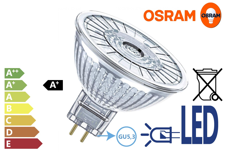 Osram LED STAR MR1635 3.5W GU5.3