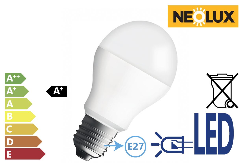 LED lampen 6W E27