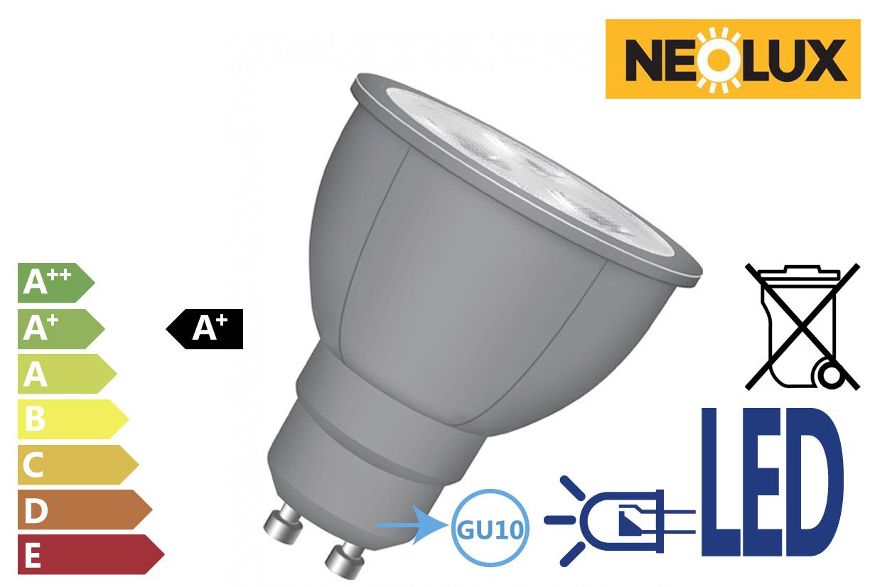 LED lampen 5W GU10