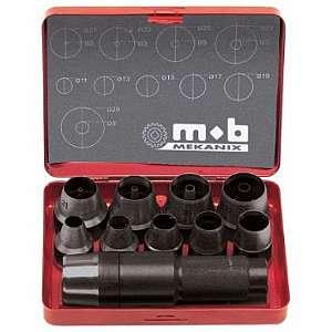 Holpijpset 3-30mm PEDDINGHAUS 8004309001