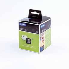 Grote etiketten voor retouradres Grootte: 54mm x 25mm / 1 x 500 labels DY