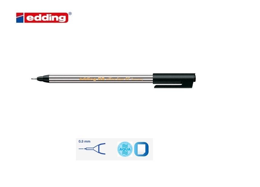 Edding 4090 Krijtmarker lichtgroen 4-15mm