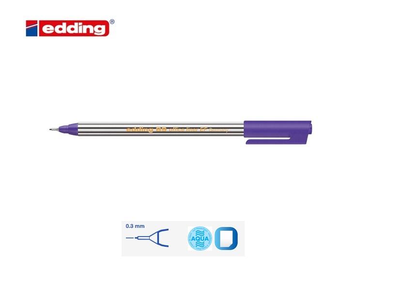 Edding 4090 Krijtmarker neonroze 4-15mm