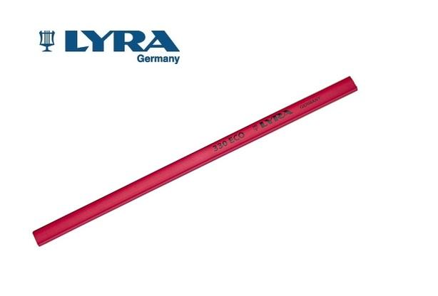 Timmermanspotlood 24 cm plat ovaal rood gepolijst ongeslepen