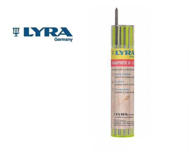 Vullingenset LYRA 12d. 12 st. grafiet hardheid 2B afwisbaar