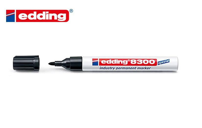 Industry permanent marker edding 8300 Zwart
