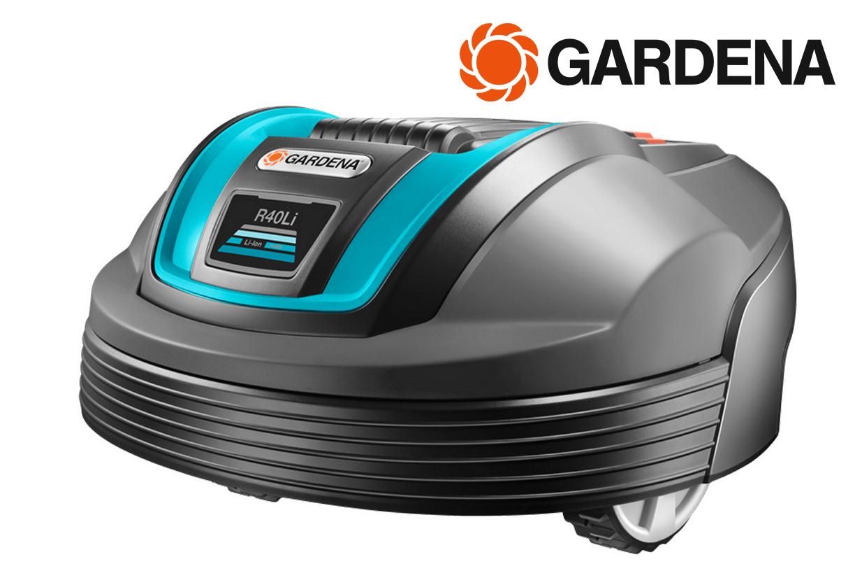 GARDENA 4071-66 Robotmaaier R40Li
